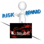 ドラ麻雀 リスク